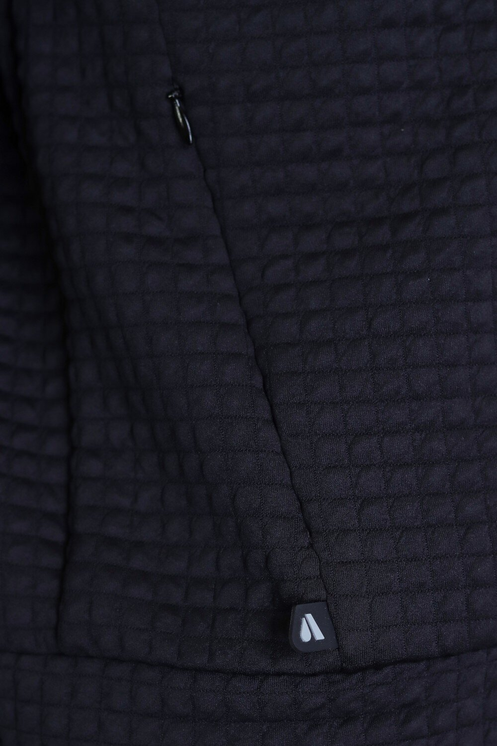 sustainable fleece jacket Agogic