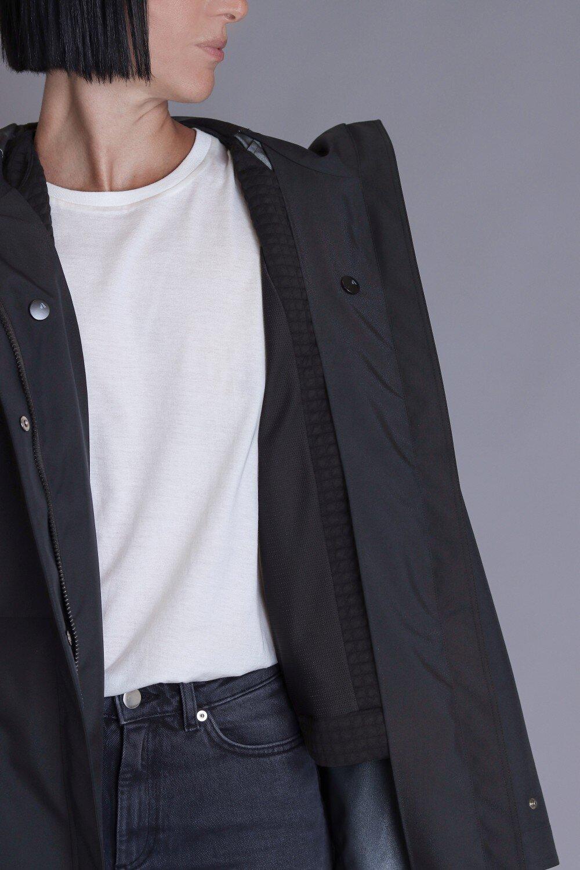 waterproof down parka jacket