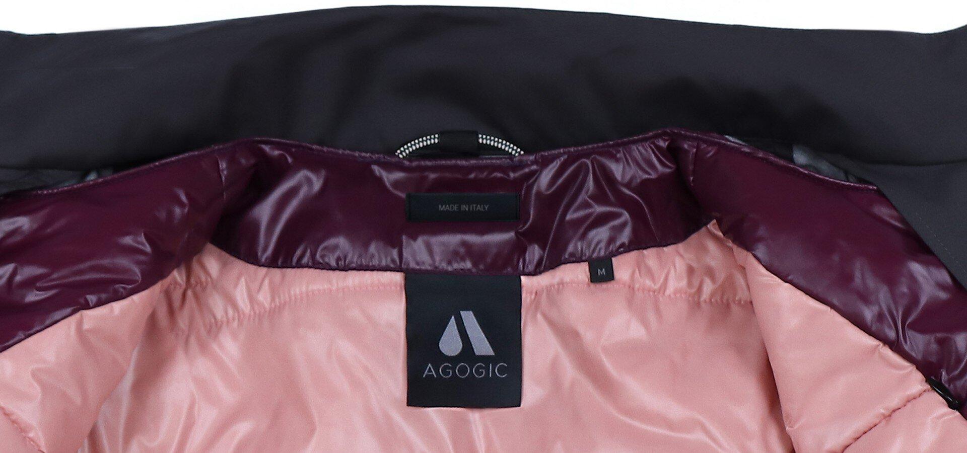 modular waterproof trench coat